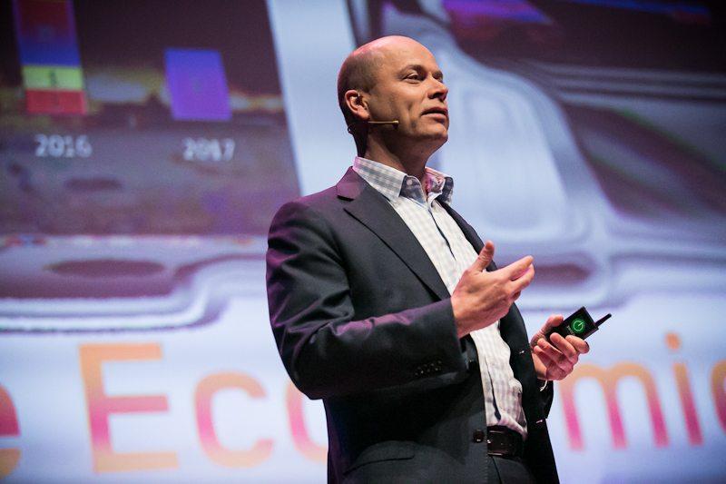 Mathijs Bouwman, gastspreker Haarlemseprinsjesdaglunch 2017