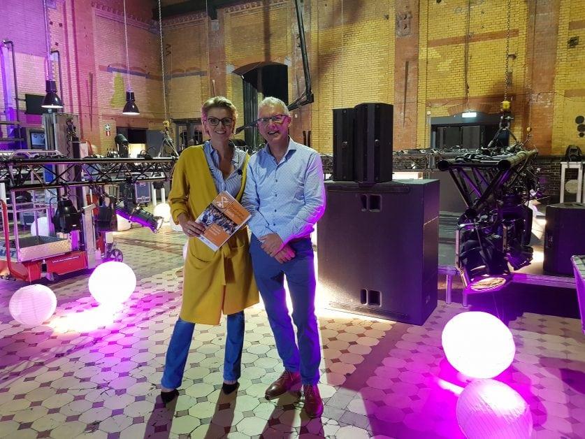 tooske ragas en rob wieleman haarlemse prinsjesdag lunch 2018 lichtfabriek